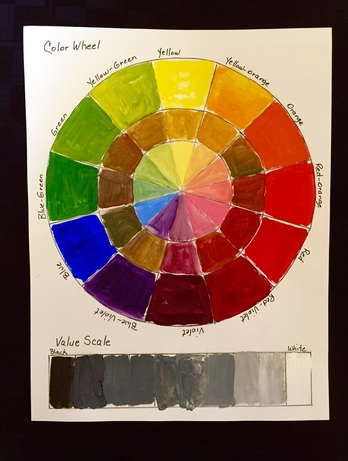 Nov Color Study